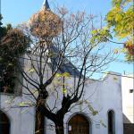 Храм преподобного Иова Почаевского в Сан-Мартине