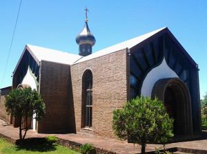 Храм Святой Троицы в Обера