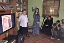 Лекции Л.Я. Ушаковой в Аргентинской и Южноамериканской епархии