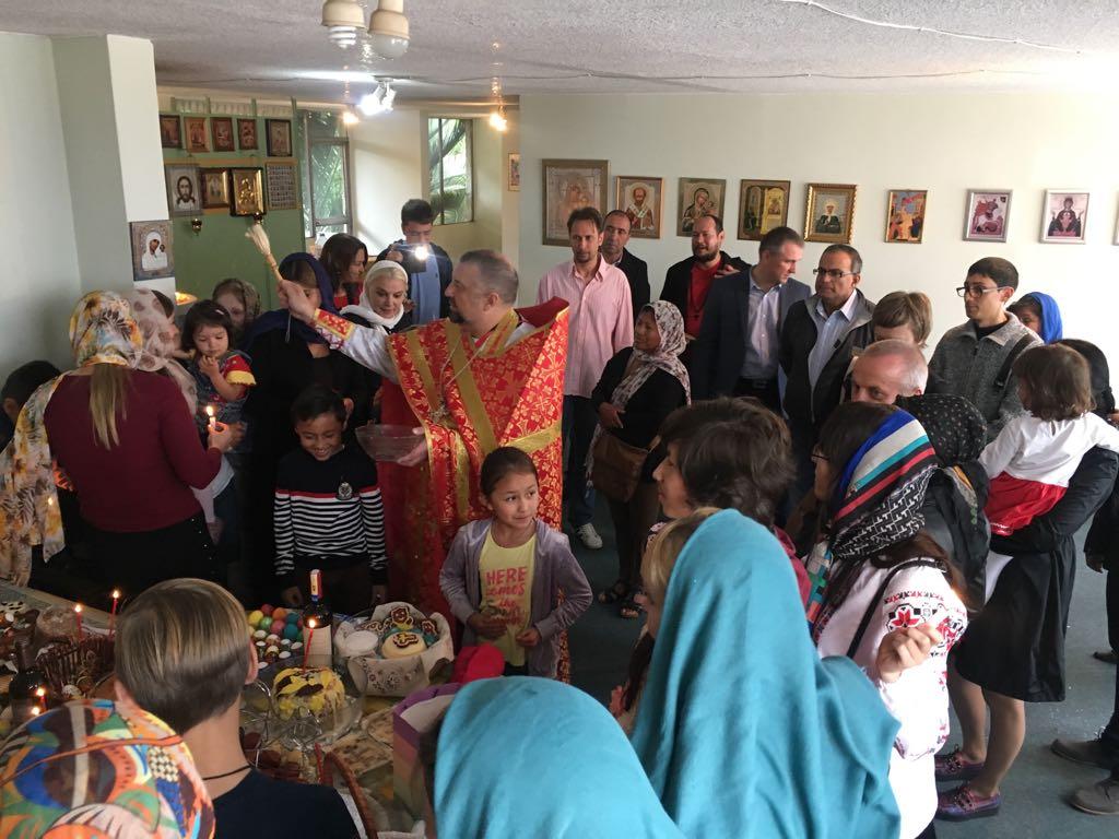 Пасха Христова в Эквадоре